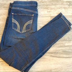 Holistic women's stretchy skinny jeans sz 11R